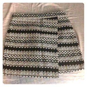 Asymmetrical Loft Skirt